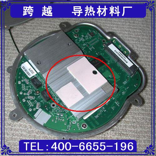 cpu导热硅胶_供应maruix48W高导热CPU导热硅胶片